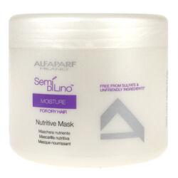 Alfaparf Semi di Lino Moisture Nutritive tápláló maszk 500 ml