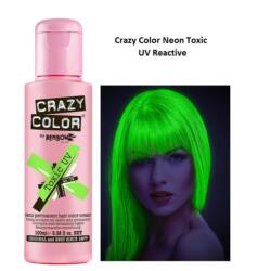 Crazy Color - 79 Toxic UV Reactive