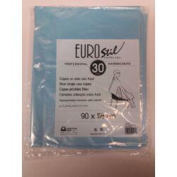 EuroStil Eldobható  beterítő kendő 30/csomag 90*118 cm - Kék