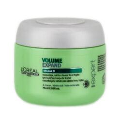 L'Oréal Série Expert Volume Expand pakolás vékonyszálú hajra 200 ml