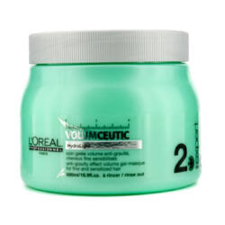 L'Oréal Série Expert Volumceutic gél pakolás vékonyszálú hajra 500 ml