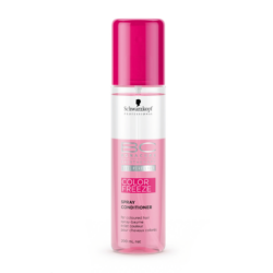 Schwarzkopf Bonacure Color Freeze Hajszínrögzítő Spray Hajbalzsam 200 ml