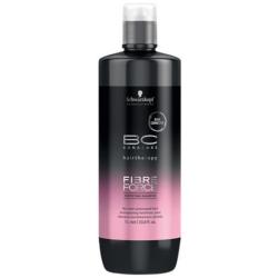 Schwarzkopf Bonacure Fibre Force - Hajsampon 1000 ml