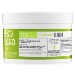 Tigi - Bed Head 1 Hajmaszk Re-energize 200 g