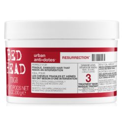 Tigi - Bed Head 3 Hajmaszk Resurrection 200 g