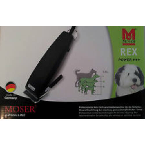 54eb385b60bc Moser REX Power +++ Nyírógép - Eszközök / gépek - Wivahair ...