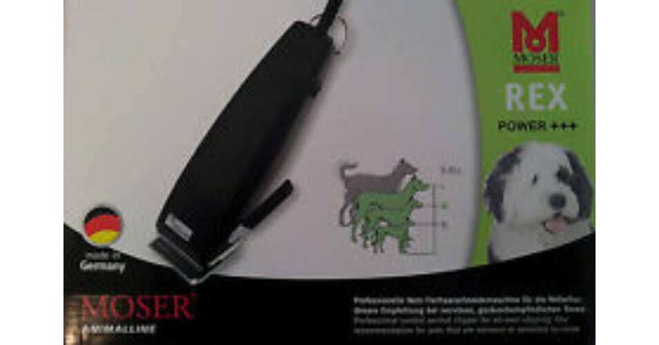 2f5e5a0a4b51 Moser REX Power +++ Nyírógép - Eszközök / gépek - Wivahair Fodrászkellék  Webáruház, Webshop