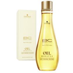 Schwarzkopf Bonacure Oil Miracle Hajápoló olaj vékonyszálú hajra 100 ml