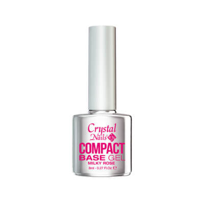 CN Compact Base gel - MILKY ROSE 8ml