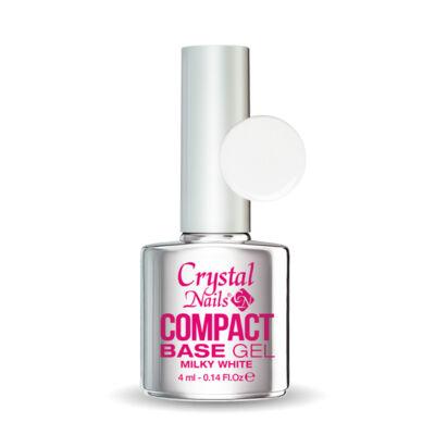 CN Compact Base gel - MILKY WHITE 4ml