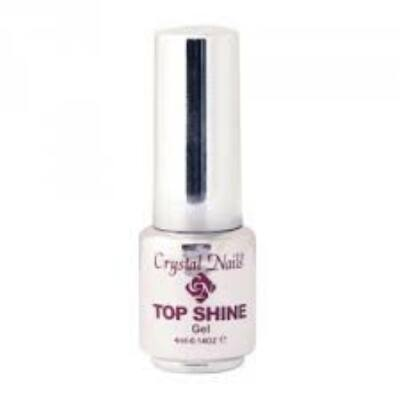 CN Top shine gél CLEAR  4ml AKCIÓS!