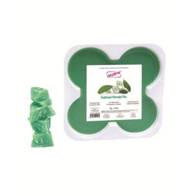 Depiléve Klorofill hagyományos gyanta 1kg
