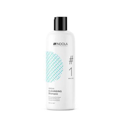 Indola Mélytisztítő Volumen Hajsampon 300 ml