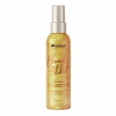 Indola Blonde Addict Gold Shimmer Spray 150ml