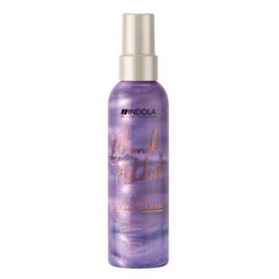 Indola Blonde Addict Ice Shimmer Spray 150ml