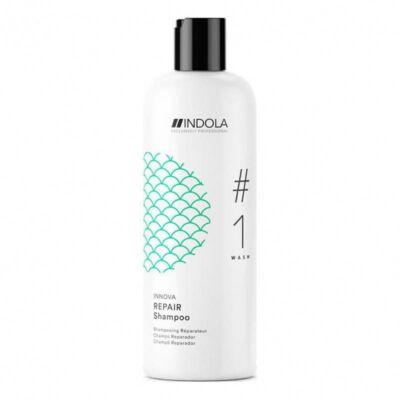 Indola Repair Regeneráló Hajsampon 300 ml