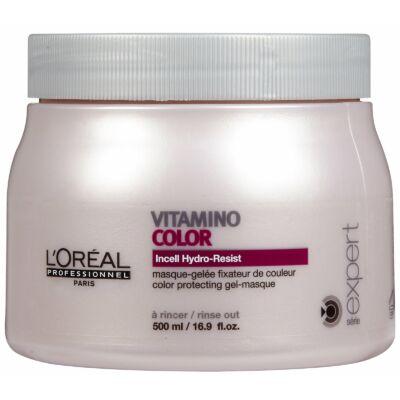 L'Oréal Série Expert Vitamino Color zselépakolás 500 ml