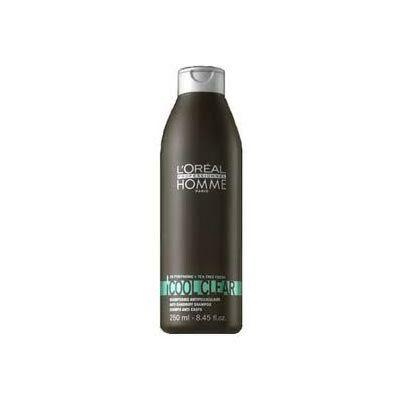 L'Oréal Homme Cool Clear sampon - korpásodás ellen 250 ml
