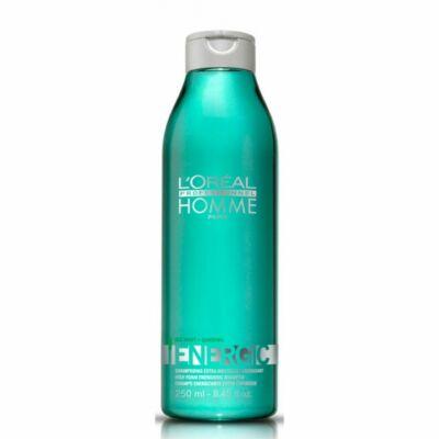 L'Oréal Homme Energic sampon - a frissességért és vitalitásért 250 ml