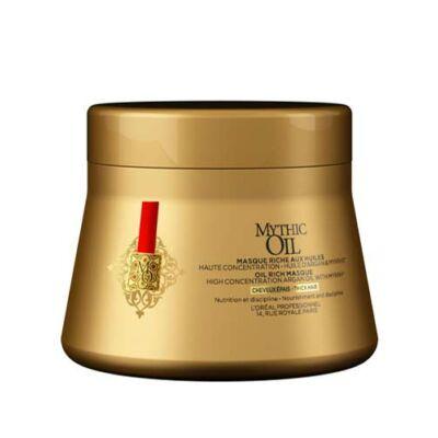 L'Oréal Mythic Oil - Pakolás vastagszálú hajra 200 ml