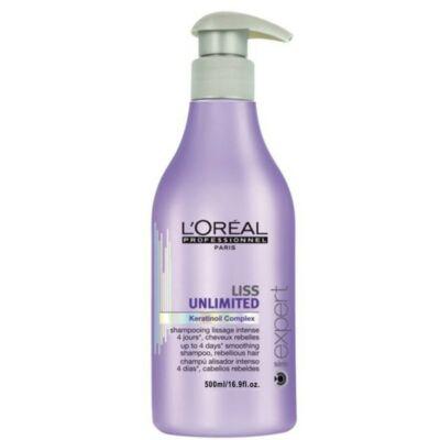 L'Oréal Série Expert Liss Unlimited sampon 500 ml
