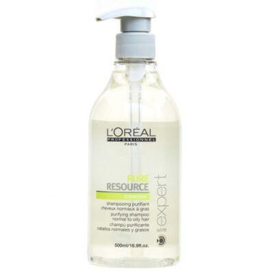 L'Oréal Série Expert Pure Resource sampon 500 ml