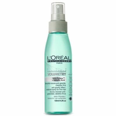 L'Oréal Série Expert Volumetry tartást és volument biztosító spray vékonyszálú hajra 125 ml