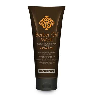 OSMO - Berber Oil Mask - Argán olajos hajpakoló 250 ml