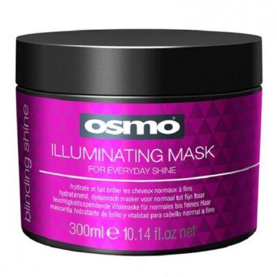 OSMO - Blinding Shine - Illuminating intenzív hajfényesítő pakolás 300 ml