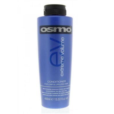 OSMO - Extreme Volume Conditioner - Tömegnövelő hajbalzsam vékonyszálú hajra 400 ml