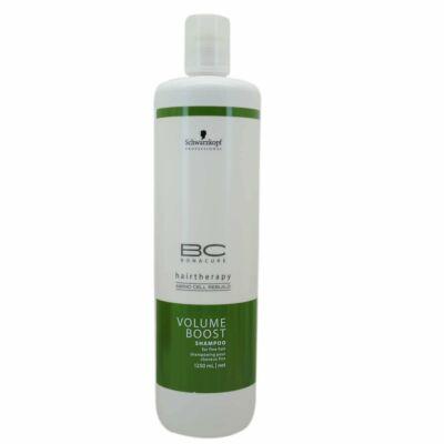 Schwarzkopf Bonacure Volume Boost Volumennövelő Hajsampon 1000 ml