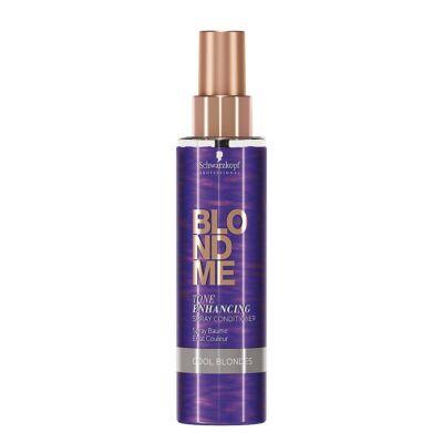 Schwarzkopf BlondMe Hidegszőke spray balzsam 150 ml