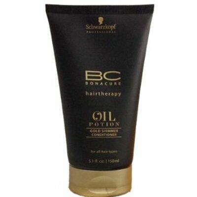 Schwarzkopf Bonacure Oil Miracle Arany fényű hajbalzsam 150 ml