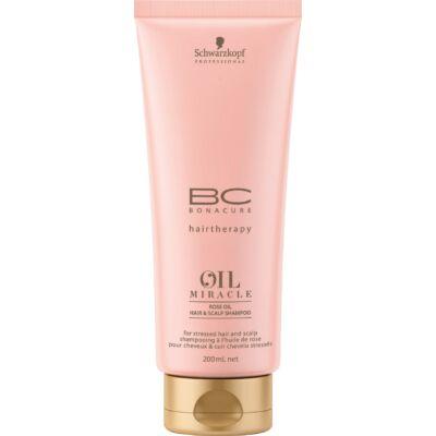 Schwarzkopf Bonacure Oil Miracle Rose Oil Hair&Scalp Sampon 200 ml