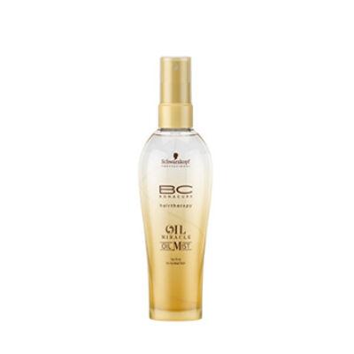Schwarzkopf Bonacure Oil Miracle Mist Olajpermet vékonyszálú hajra 100 ml