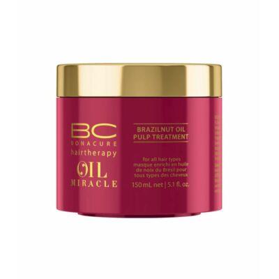 Schwarzkopf Bonacure Oil Miracle Brazilnut pakolás 150 ml