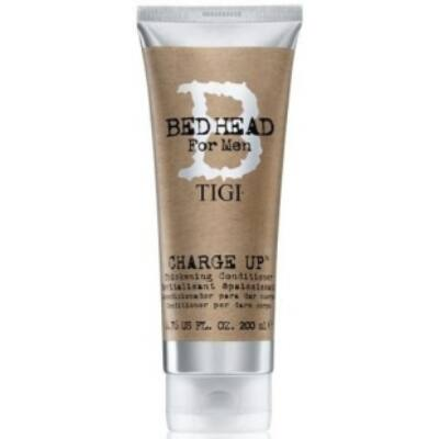 Tigi - Bed Head for Men Charge Up Kondicionáló (vékonyszálú hajra) 200 ml