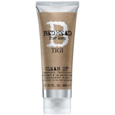 Tigi - Bed Head for Men Clean Up Kondicionáló (mindennapos használatra) 200 ml