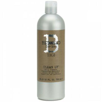 Tigi - Bed Head for Men Clean Up Sampon 750 ml
