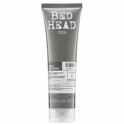 Tigi - Bed Head 0 Sampon Reboot (fejbőr problémákra) 250 ml