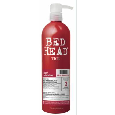 Tigi - Bed Head 3 Sampon Resurrection 750 ml