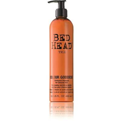 Tigi - Bed Head Colour Goddess Sampon (festett barna és vörös hajra) 400 ml