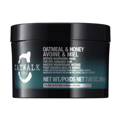Tigi Catwalk - Oatmeal&Honey Maszk (intenzív hajmaszk) 200 g