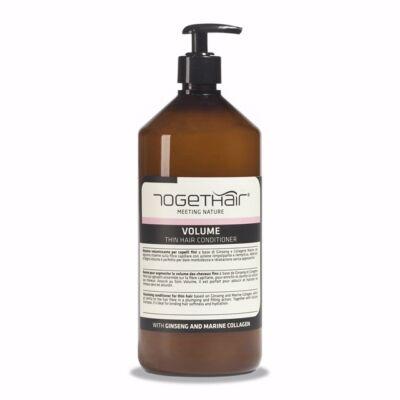 Togethair - Volume kindicionáló vékonyszálú hajra 1000 ml