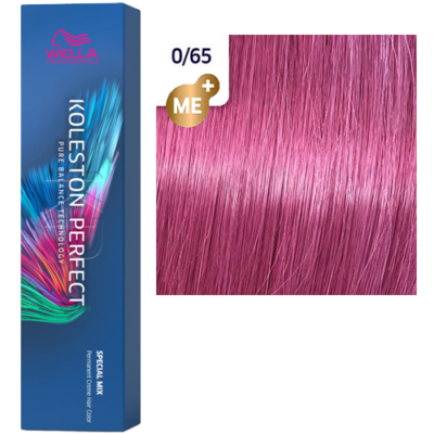Wella Koleston Perfect ME+ 0/65 -Mahagóni Lila 60 ml