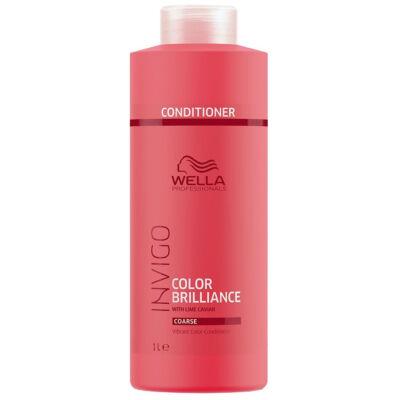 Wella Invigo Color Brilliance kondicionáló vastagszálú és festett hajra 1000 ml