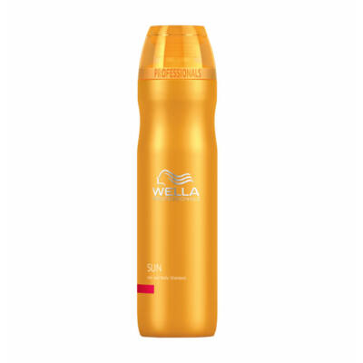 Wella Professionals Care Sun Hair & Body Shampoo - Sampon és tusfürdő egyben 250 ml